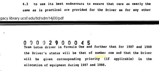 O contrato de senna em 1987 folha o captulo grana est nos apndices fandeluxe Choice Image